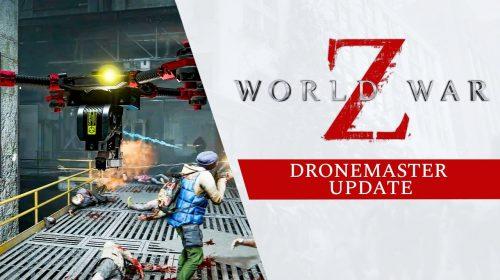 Update de World War Z já está disponível e traz nova classe