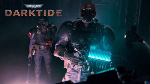 Warhammer 4K Darktide pode chegar ao PS5 no futuro
