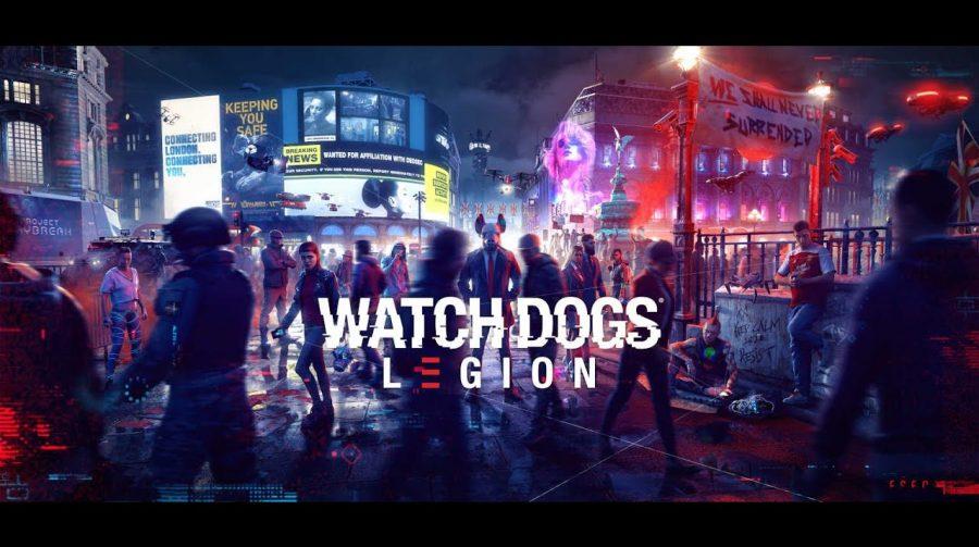 Watch Dogs Legion -