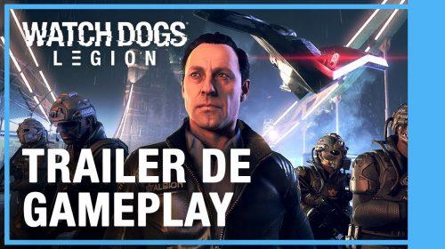 Watch Dogs Legion recebe novo gameplay durante o Ubisoft Forward