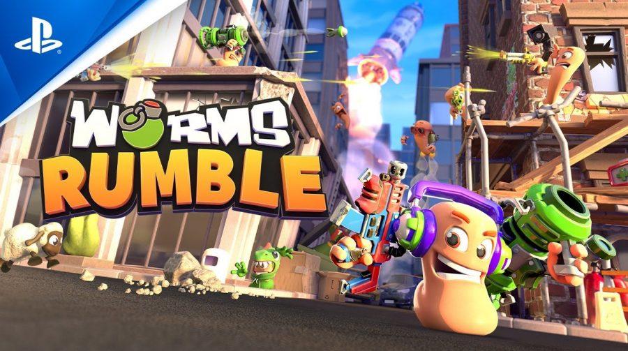 Team17 anuncia Worms Rumble, que terá jogabilidade em tempo real