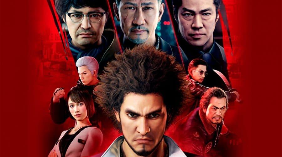 Yakuza: Like a Dragon chegará ao PlayStation 5, anuncia SEGA