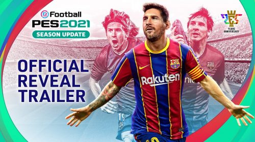 Konami confirma Option File e crossplay em eFootball PES 2021 no PS5