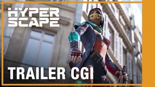 Hyper Scape - Trailer CGI I Ubisoft Foward