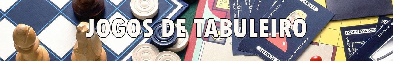 Descontos em Jogos de Tabuleiro