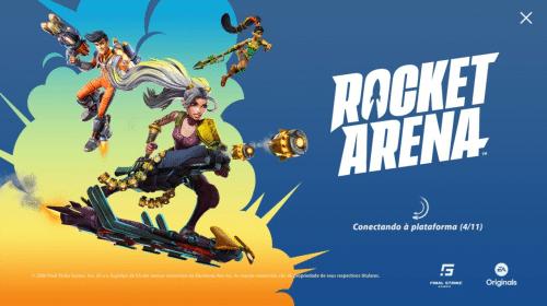 Rocket Arena: vale a pena?