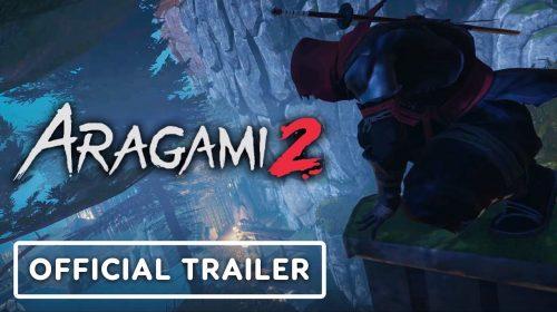 Com trailer,  Aragami 2 é anunciado para PS4 e PS5