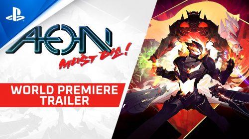 Anunciado no State of Play, Aeon Must Die! vai chegar ao PS4 ainda em 2020