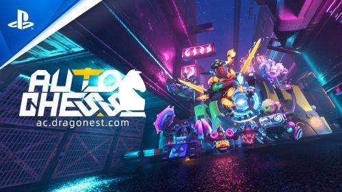 Auto Chess vai chegar ao PlayStation 4 em outubro de 2020