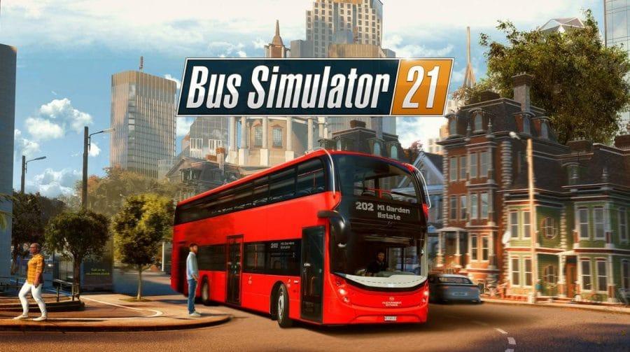 Próxima parada! Bus Simulator 21 é anunciado para PlayStation 4
