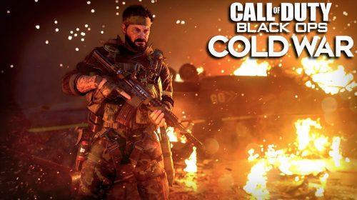 Jogador acha bug em Black Ops Cold War que também ocorria em Black Ops 4