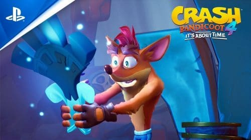 Crash Bandicoot 4: It's About Time recebe gameplay no State of Play