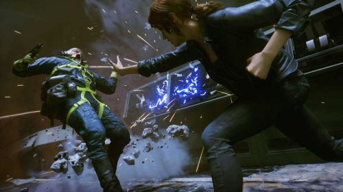 Remedy mostra gameplay de