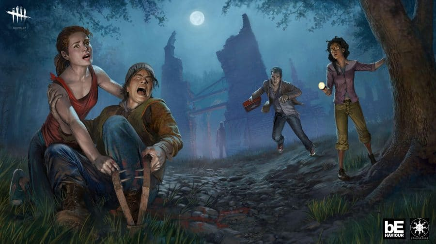 Crossplay de Dead by Daylight chegou ao PlayStation 4