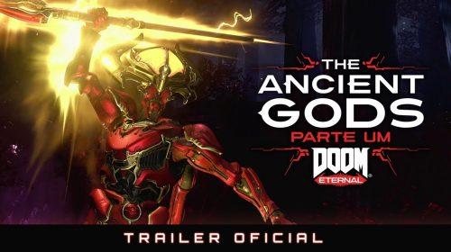 Gameplay sanguinário mostra mais de DLC de DOOM Eternal
