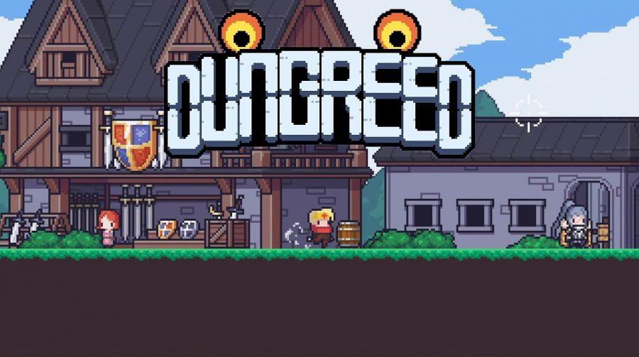 Dungreed chegará ao PS4 em 24 de setembro