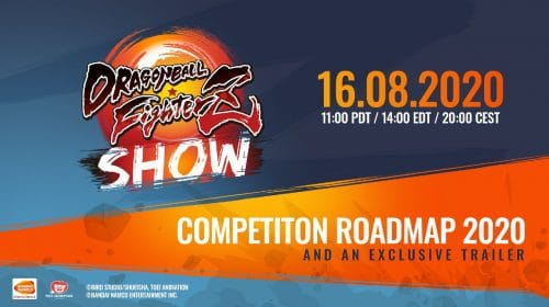 Bandai Namco fará showcase de Dragon Ball FighterZ no domingo (16)