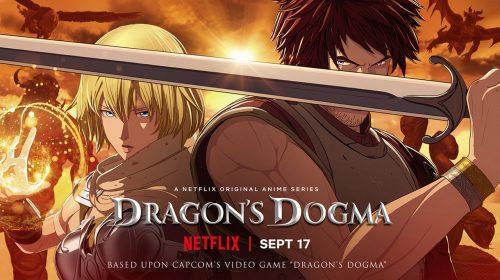 Dragon's Dogma, anime da Netflix, recebe o primeiro (e incrível) trailer