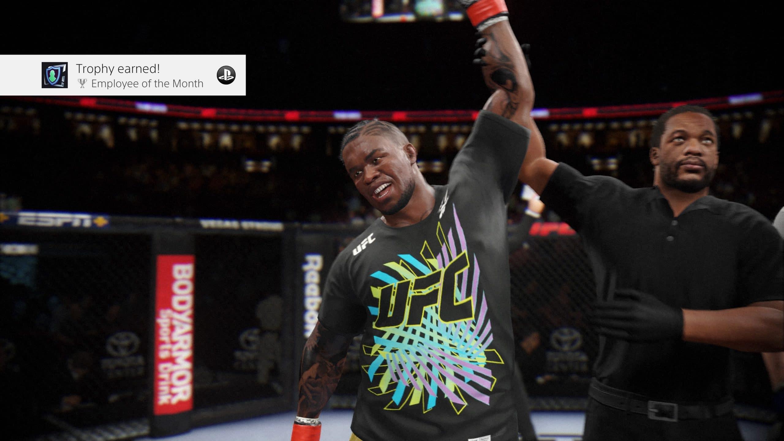 UFC 4 8
