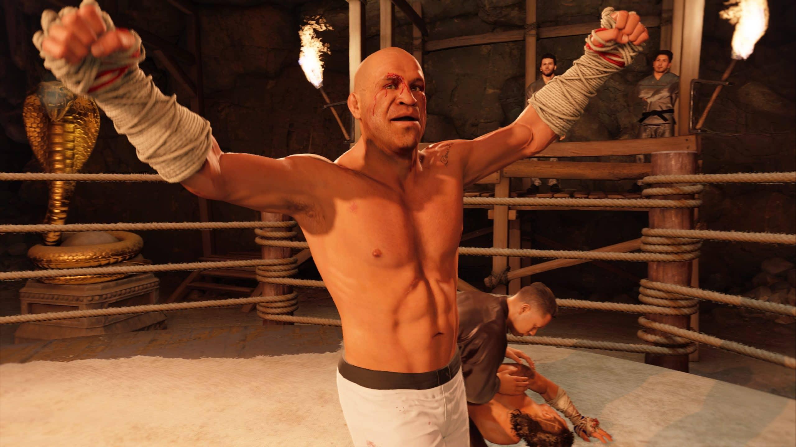 UFC 4 6