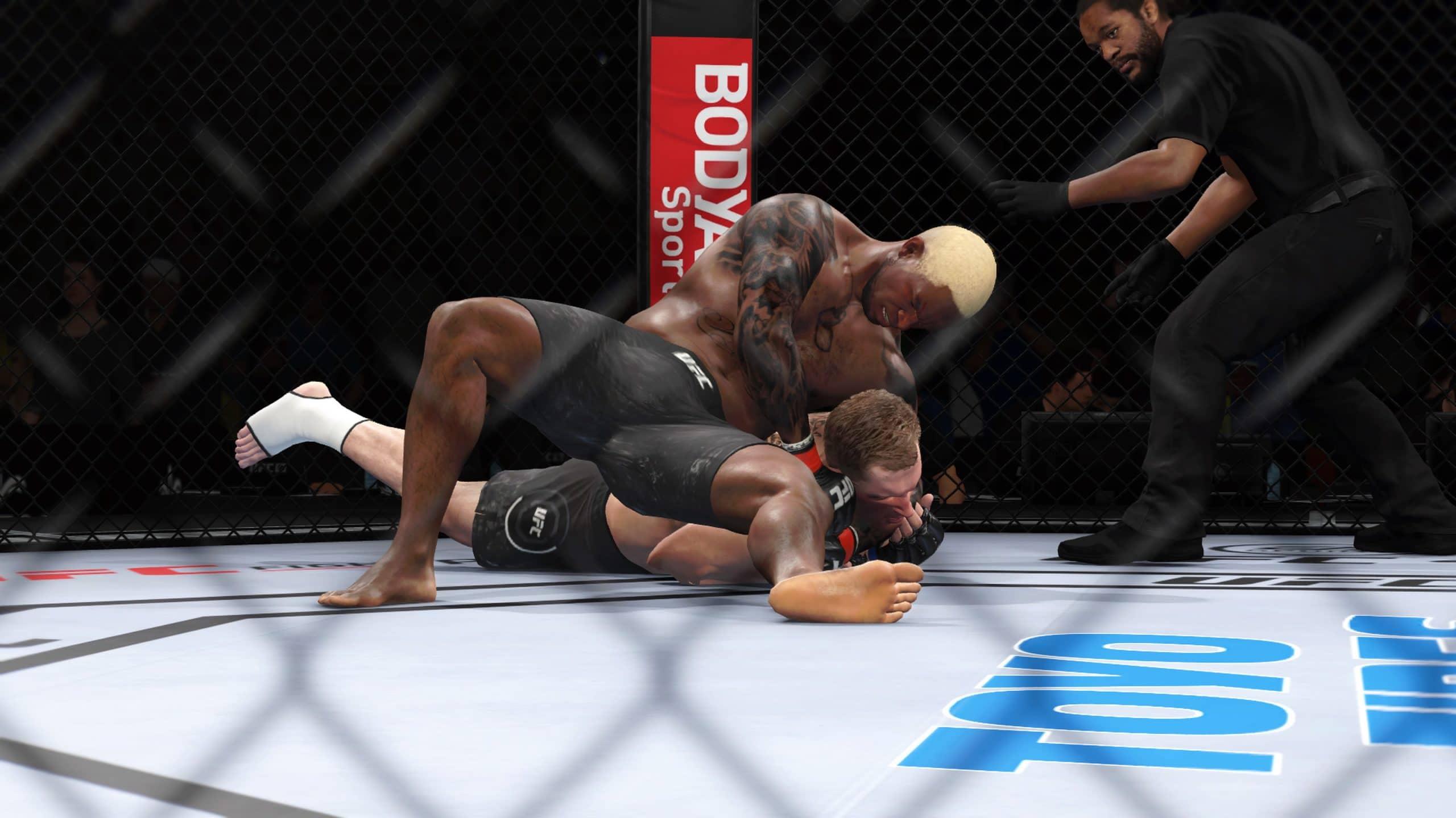 UFC 4 5