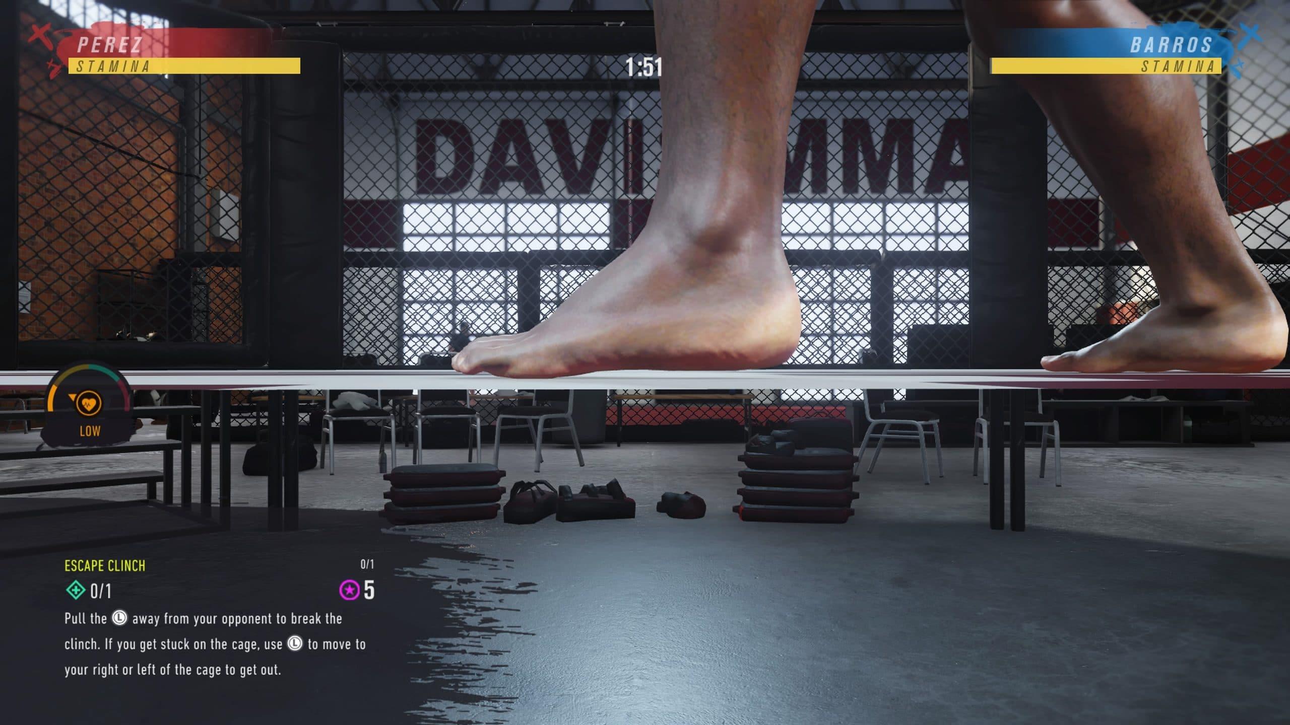 UFC 4 4