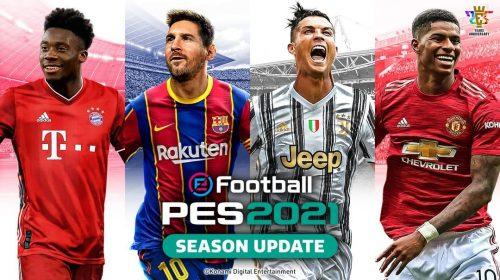 Marque um golaço: os 10 melhores times de eFootball PES 2021
