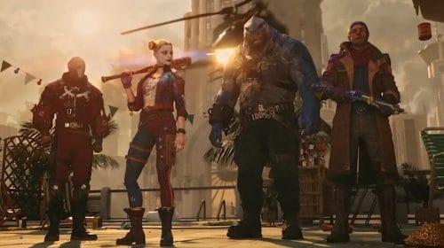Esquadrão Suicida: Mate a Liga da Justiça se passa no universo de Batman: Arkham