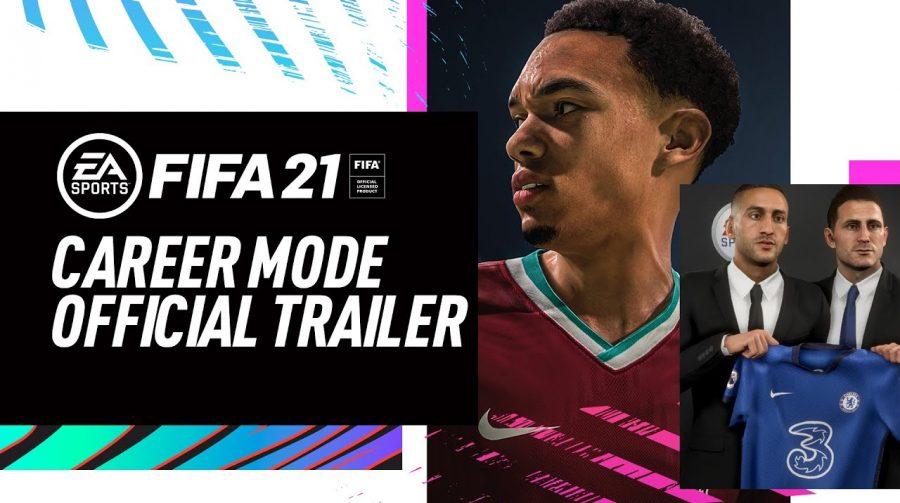 EA Sports apresenta novidades do modo Carreira de FIFA 21