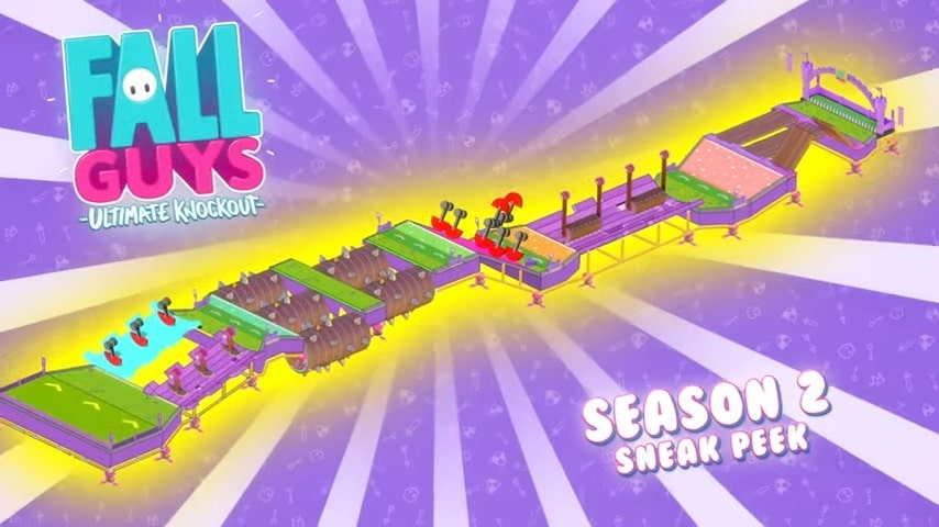 Fall Guys - Season 2 - Mapa 3