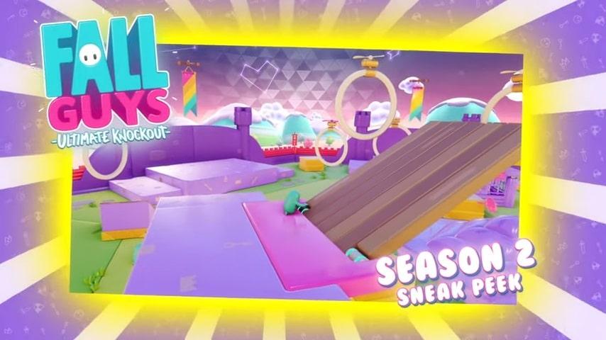 Fall Guys - Season 2 - Mapa 4