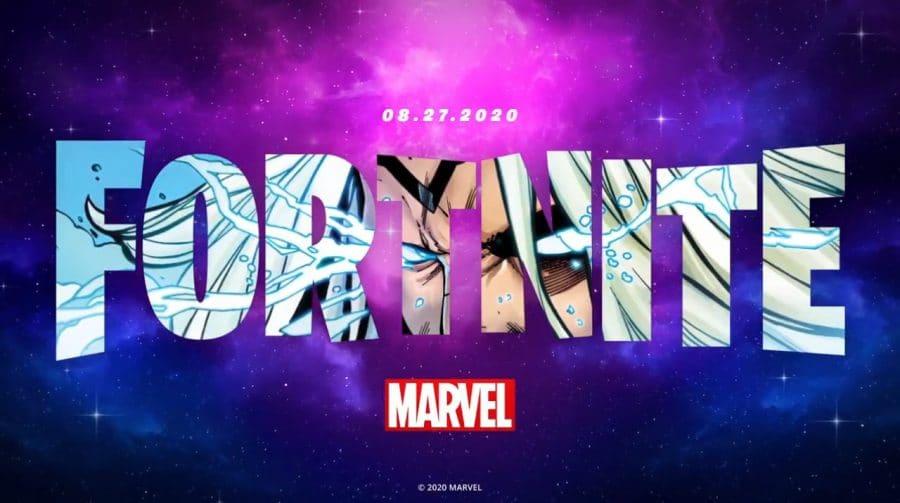 Assemble: Fortnite vai ter crossover com a Marvel na próxima quinta