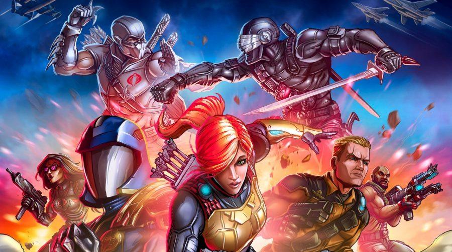 G.I. Joe: Operation Blackout é anunciado e chega ao PS4 em outubro