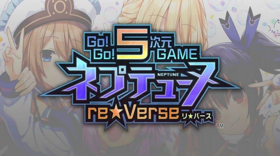 Go! Go! 5 Jigen Game Neptune: re★Verse chegará ao PS5