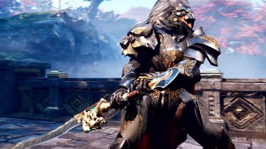 Novo teaser de combate do Godfall mostra versão no PS5
