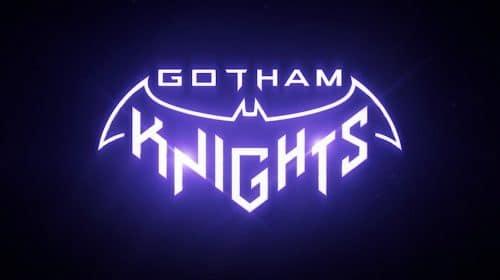 Warner divulga arte principal do jogo Gotham Knights