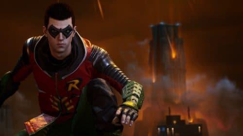 Gotham Knights não será