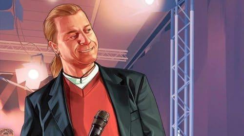 Lazlow Jones, apresentador das rádios de GTA, deixa a Rockstar Games