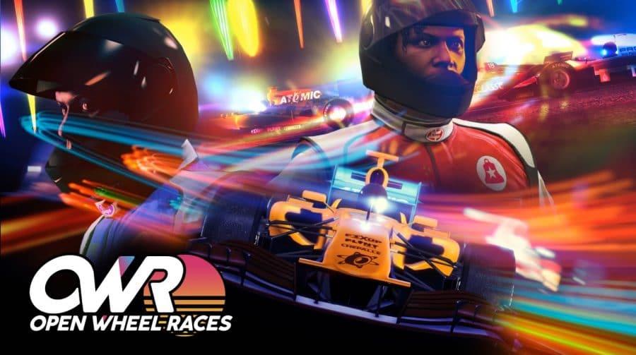 GTA Online está dando o triplo de recompensas em corridas de Fórmula 1