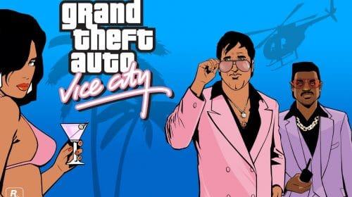 Novo GTA? Take-Two renova registro de GTA Vice City Online