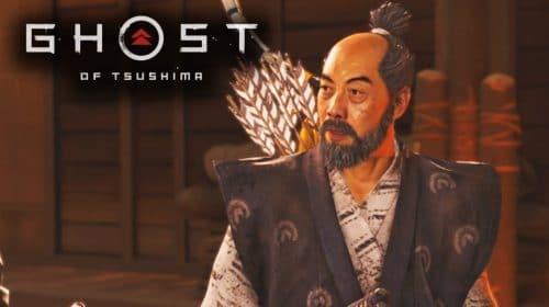Ghost of Tsushima: jogador cria maneira hilária de armazenar flechas