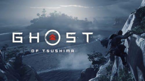 Ghost of Tsushima vende 1,9 milhão de cópias digitais em julho