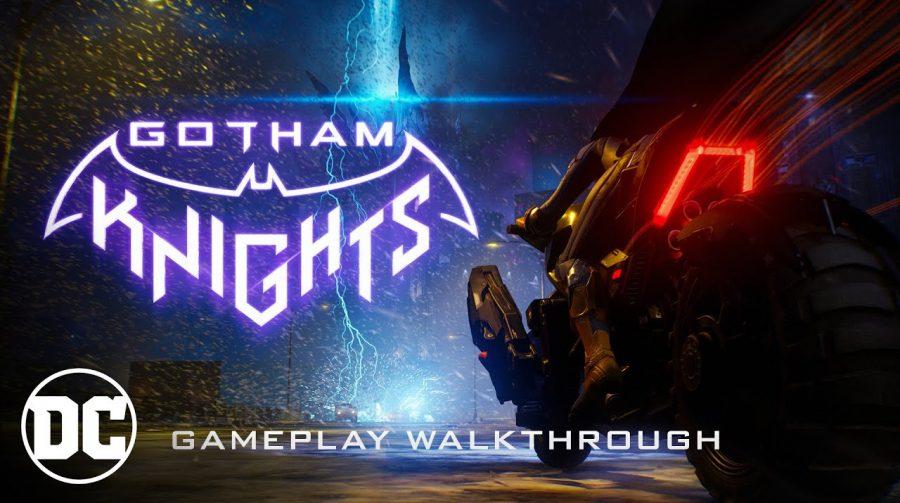 Gotham Knights: primeiro gameplay mostra combates brutais; VEJA!