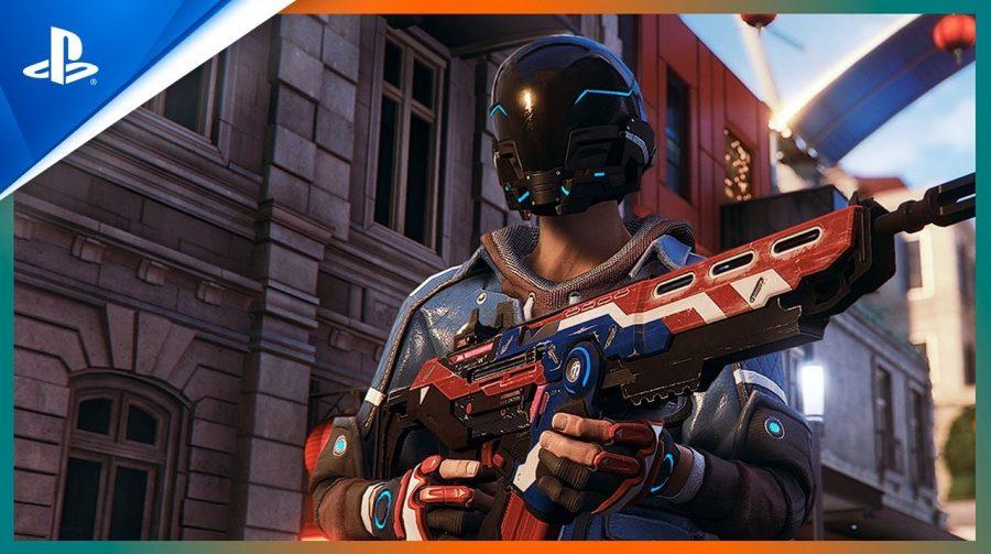 Jogo grátis! Hyper Scape já está disponível no PS4