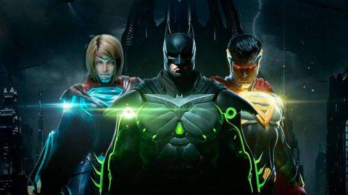 Injustice 3 não deve ser revelado no DC FanDome