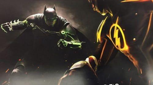 Injustice 3 e novo Batman próximos de serem revelados?
