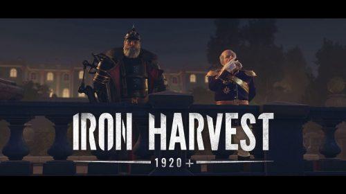 Iron Harvest: novo trailer destaca conflitos entre nações