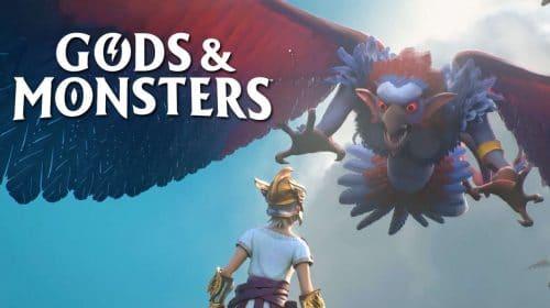 Immortals: Fenyx Rising, suposto nome novo de Gods & Monsters, é listado em Taiwan