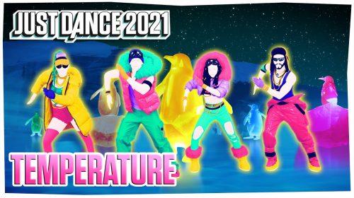 Sacode o esqueleto! Ubisoft anuncia a chegada de Just Dance 2021