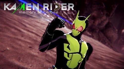 Kamen Rider: Memory of Heroez: veja o primeiro gameplay